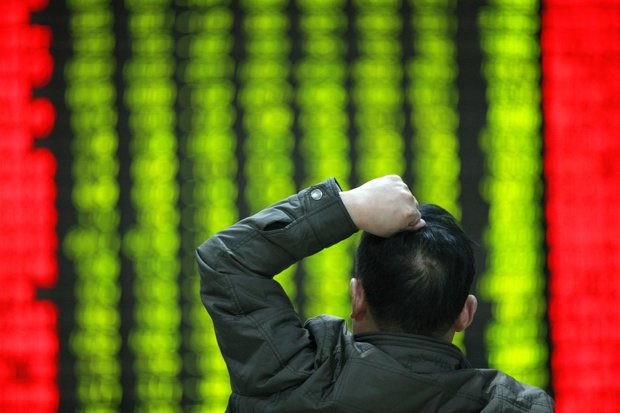 Crackdown on brokers hits China share prices